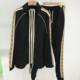 Gucci - GUCCI グッチ テクニカルジャージー トラックジャケット+パンツ