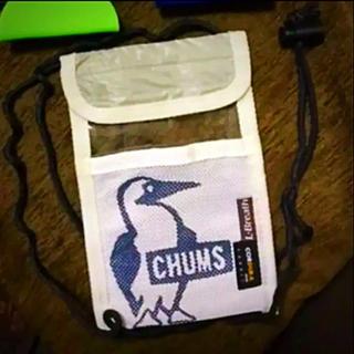 チャムス(CHUMS)のCHUMS チャムス パスケース(パスケース/IDカードホルダー)