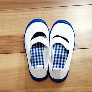ニシマツヤ(西松屋)の新品★西松屋 上履き 17cm(スクールシューズ/上履き)