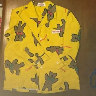 ミキハウス(mikihouse)のMIKI HOUSEシャツブラウス100(ブラウス)