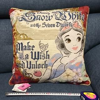 白雪姫 クッション ディズニー プリンセス(キャラクターグッズ)