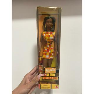 バービー(Barbie)のバービー人形 Hip 2BE SQUAREブラック(ぬいぐるみ/人形)