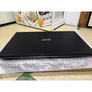 エイサー(Acer)のHRT様専用!acer Aspire  Corei7メモリ16GB/SSD480(ノートPC)