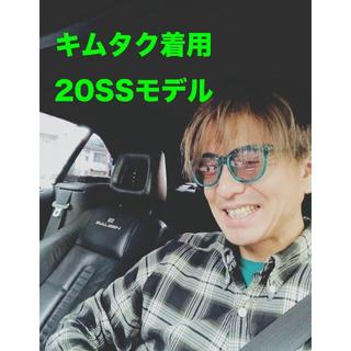 ゾフ(Zoff)のZOFF × WIND AND SEA SUNGLASSES A / BLUE(サングラス/メガネ)