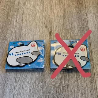 ジャル(ニホンコウクウ)(JAL(日本航空))のJAL オリジナルパスケース1個 新品、未使用 +ANAつみき(その他)