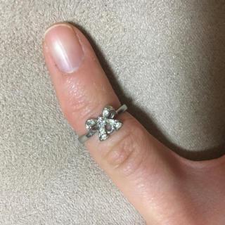 リボン指輪 5号(リング(指輪))