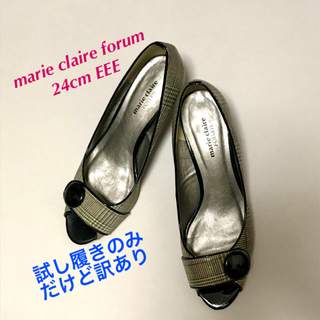 Marie Claire - 【訳あり新品】 marie claire パンプス