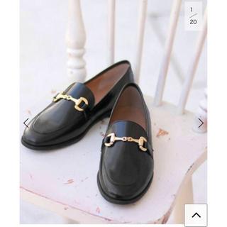 イエナスローブ(IENA SLOBE)のSLOBE IENA ビット付きローファー(ローファー/革靴)