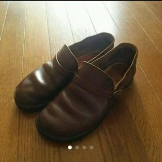 ミドルイングリッシュ(ローファー/革靴)