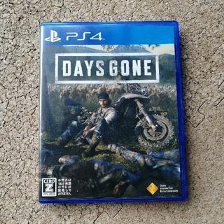 プレイステーション4(PlayStation4)のDays Gone(デイズ・ゴーン) PS4(家庭用ゲームソフト)
