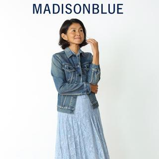 MADISONBLUE - 【MADISONBLUEマディソンブルー】Denim Tight Jacket