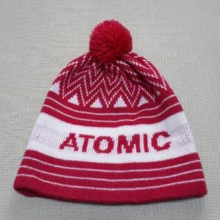 アトミック(ATOMIC)のニット帽子 ATOMIC キッズ(帽子)