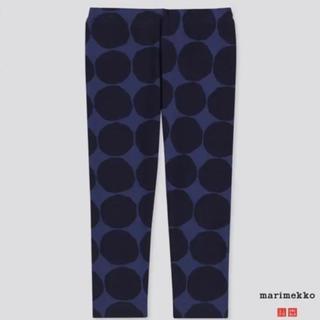 マリメッコ(marimekko)のUNIQLO × marimekko  男女兼用可 海外限定販売 レギンス 90(パンツ/スパッツ)