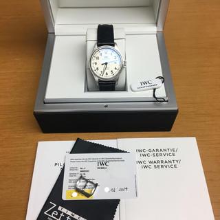 インターナショナルウォッチカンパニー(IWC)の【MASA様専用】IWC パイロットウオッチ マーク18 IW327002(腕時計(アナログ))