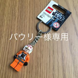 レゴ(Lego)のLEGO レゴ キーホルダー キーチェーン ルーク スカイウォーカー タグ付(キーホルダー)