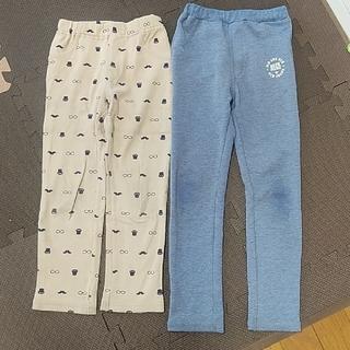 サンカンシオン(3can4on)の汚れあり 長ズボン 120 2枚セット(パンツ/スパッツ)