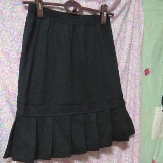 ニッセン(ニッセン)のプリーツがオシャレなスカート☆☆(ひざ丈スカート)