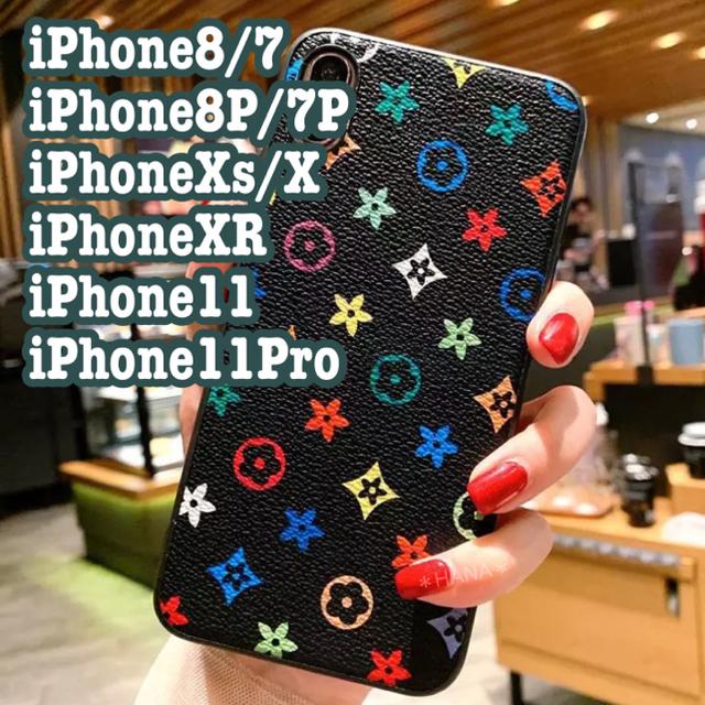 hermes iPhone 11 ProMax ケース かわいい / 【iPhone11ケース】モノグラム ブラック 他のサイズもございますの通販 by *HANA*'s shop|ラクマ