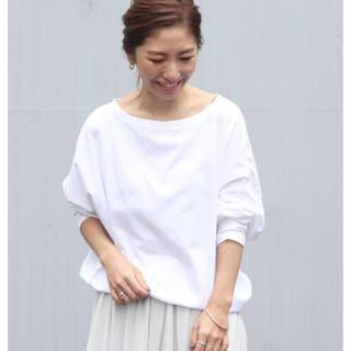プラージュ(Plage)の【R'IAM】FEMININE LONG Tシャツ(Tシャツ(長袖/七分))