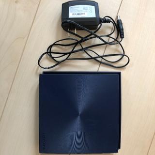 アイオーデータ(IODATA)のI-O DATA WiFi 無線LAN ルーター WN-AX1167GR2/E(PC周辺機器)