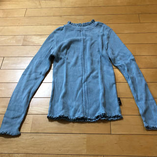 ニットプランナー(KP)のセーター 女の子 ニットプランナー KP 古着 160cm(ニット)