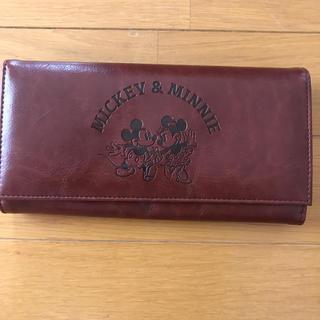 ディズニー(Disney)のミッキー財布(長財布)