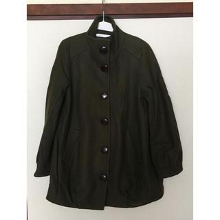 アンクワイエット(ANQUIET)の中古 アンクワイエット(green)coat(その他)