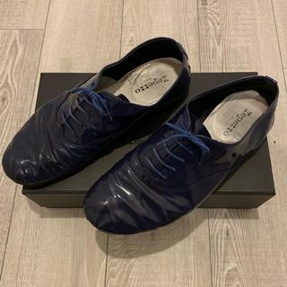 Repetto zizi   レペット 青size43