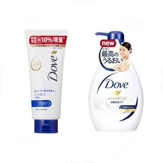 ユニリーバ(Unilever)のDove モイスチャーケアセット(ボディソープ/石鹸)
