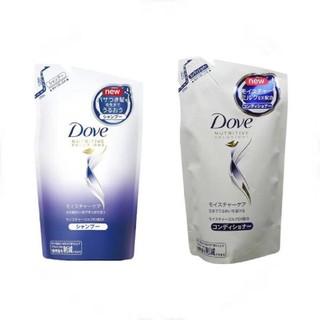 Unilever - Dove シャンプー&コンディショナーセット