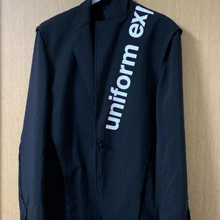 ユニフォームエクスペリメント(uniform experiment)のuniform experiment 2018ss 2 button Jaket(シャツ)