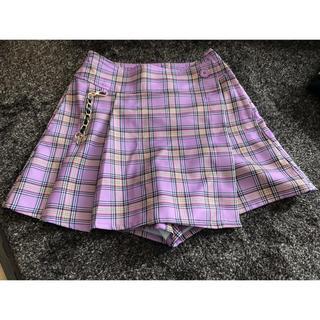 レピピアルマリオ(repipi armario)のレピピアルマリオ ラップスカート 巻きスカート L(ミニスカート)