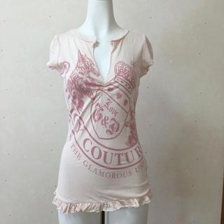 ジューシークチュール(Juicy Couture)のjuicy coutureTシャツ(Tシャツ(半袖/袖なし))