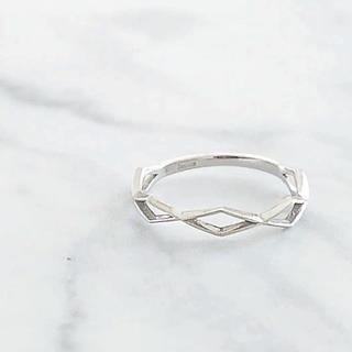 エテ(ete)の美品 Jouete ジュエッテ K10 デザインピンキーリング(リング(指輪))