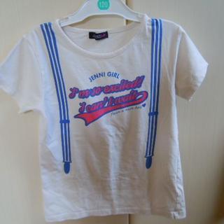 ジェニィ(JENNI)のJENNI LOVE 女の子用Tシャツ サイズ140(Tシャツ/カットソー)