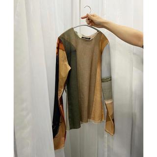トーガ(TOGA)のCLAN クラン ロンT トップス  値下げ不可(Tシャツ(長袖/七分))