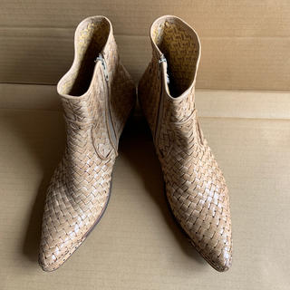 around  the  shoes   メンズブーツ(ブーツ)