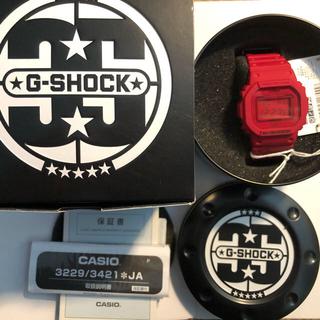 ジーショック(G-SHOCK)の最終値下げ G-SHOCK 35th Anniversary RED OUT(腕時計(デジタル))
