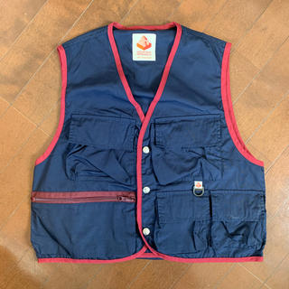 MOUNTAIN RESEARCH - 【レア美品】MOUNTAIN RESEARCH/Pack Vest