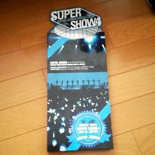 スーパージュニア(SUPER JUNIOR)のSUPERJUNIOR WORLDTOURSHOW4 inJAPAN 初回限定版(ミュージック)