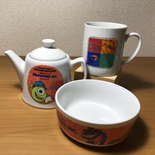 コーヒーポット&サラダボール&マグカップ(食器)