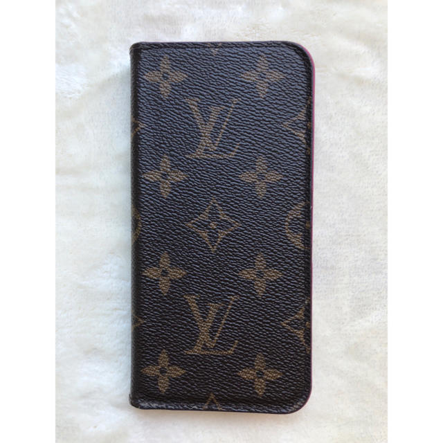 LOUIS VUITTON - 美品  ルイヴィトン  iPhoneケースの通販 by あおむし(^^)'s shop|ルイヴィトンならラクマ