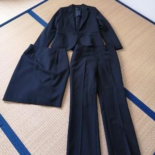 シマムラ(しまむら)のスーツ  13号  美品  3点セット(スーツ)
