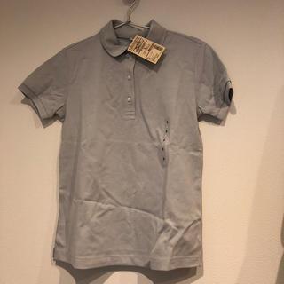ムジルシリョウヒン(MUJI (無印良品))のポロシャツ オープンカラー 無印良品 新品未使用(ポロシャツ)