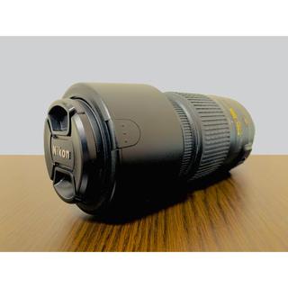 ニコン(Nikon)の【美品】Nikon 純正望遠レンズ 55-300mm F4:5-5:6(レンズ(ズーム))