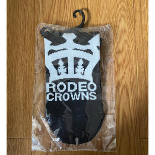 ロデオクラウンズ(RODEO CROWNS)のRODEO CROWNS ロゴソックス(ソックス)
