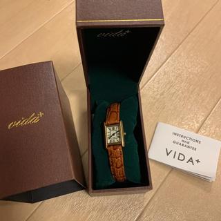 ヴィーダプラス(VIDA+)のvida+ 腕時計(腕時計)