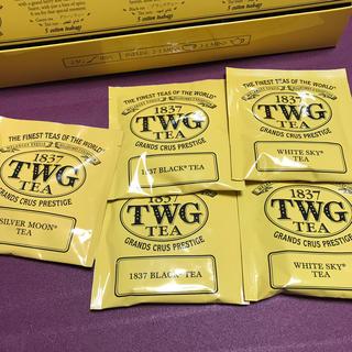 TWG ティーバッグ5個(茶)