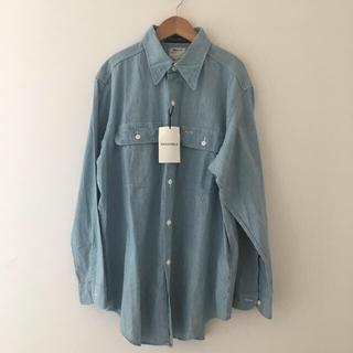 マディソンブルー(MADISONBLUE)のマディソンブルー  シャンブレー シャツ 01 タグ付き(シャツ/ブラウス(長袖/七分))