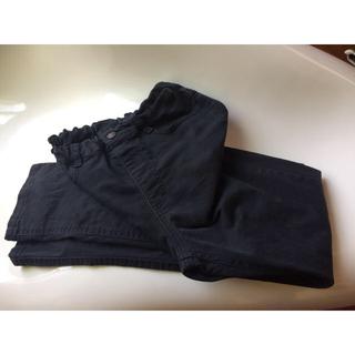 GU - 150㎝、ブラックパンツ、GU